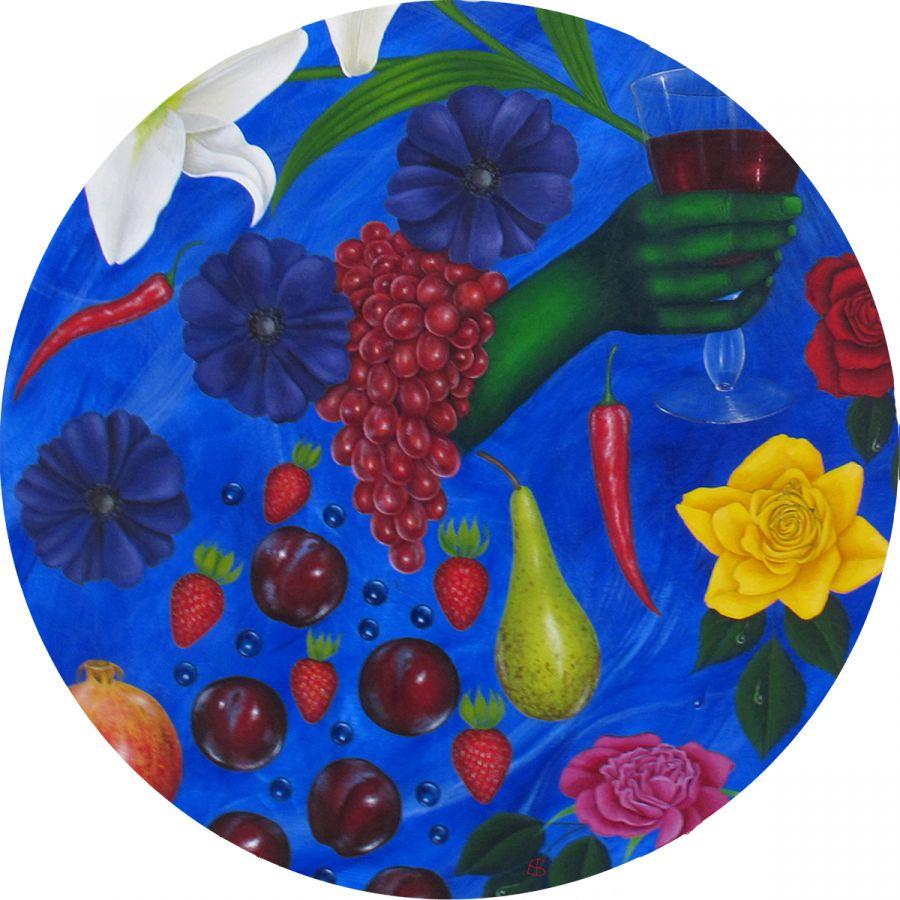 Abundance' -Trivet