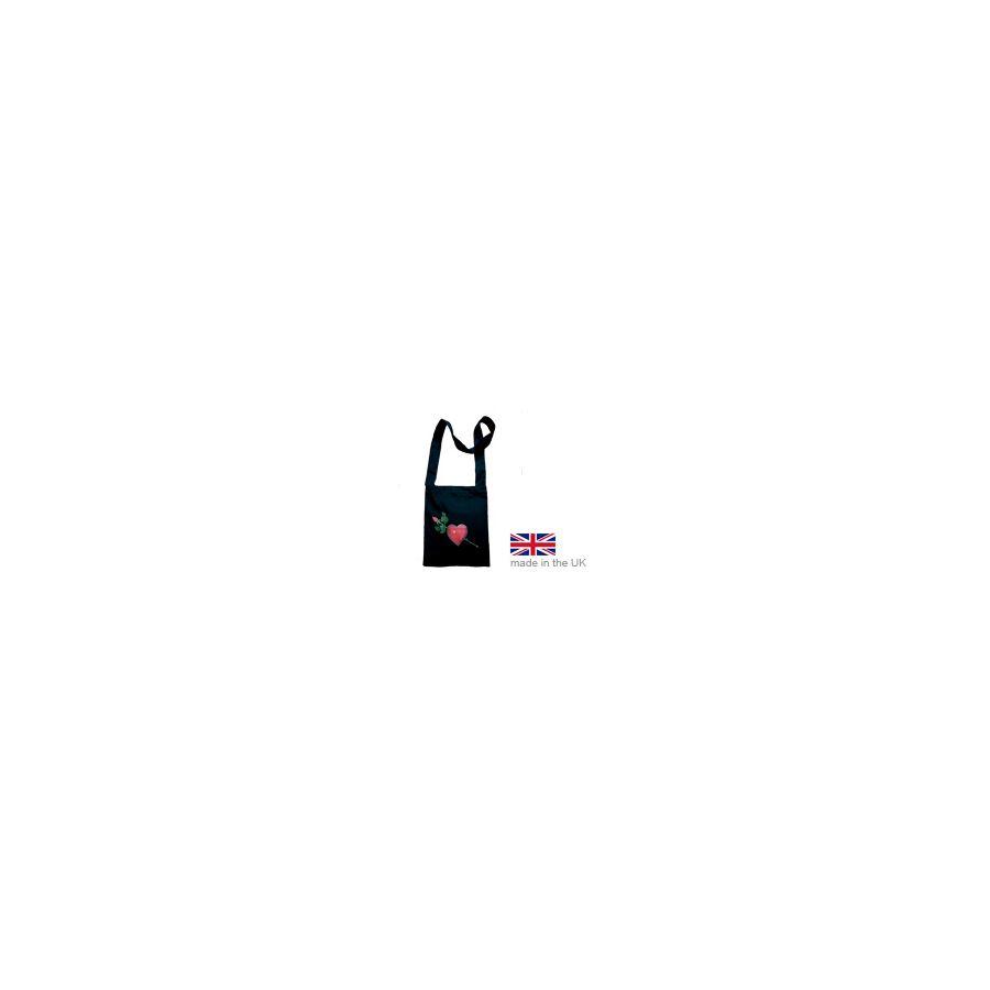 Heart & Rose Bag – Shoulder