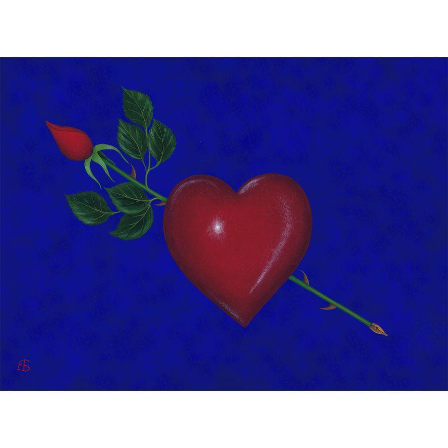 Heart & Rose Table Mats
